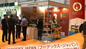 Healthwise Foods at Food-Ex Japan 2017