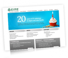 EIRE Systems Homepage